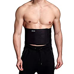 Waist Trimmer Ab Belt for Men & Women