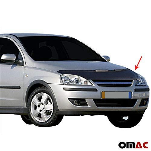 Haubenbra Bonnet Bra für Corsa C Tuning 2000-2006 Steinschlagschutz