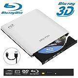 Best External Blu Ray Drives - NOLYTH Blu-Ray Drive 3D USB External Bluray Drive Review