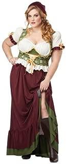 Plus Size Tavern Wench Costume Size: Women's Plus 16-22