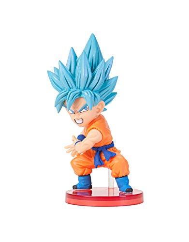Dragon Ball Super: Super Saiyan God Super Saiyan Goku WCF Vol. 3 PVC Mini Figura (Varios)