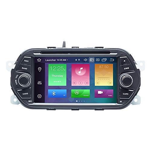 ZLTOOPAI Car Multimedia Player per Fiat Tipo Aegea Egea 2015-2017 Android 10 Octa Core 4G RAM 64G Rom 7 Pollici IPS Schermo Autoradio Audio Stereo GPS Navigazione DSP