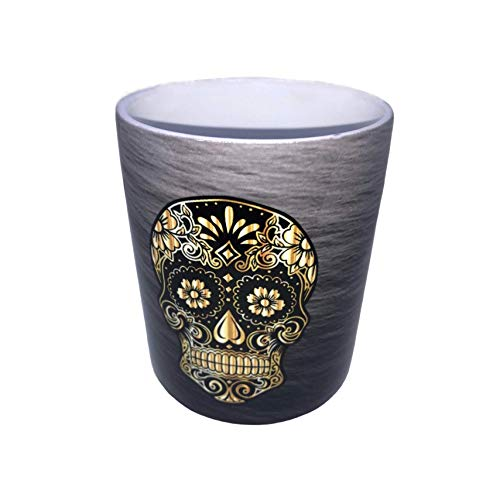 Taza de cerámica Catrina