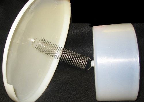 Dryer Vent Spring Kit Accessory