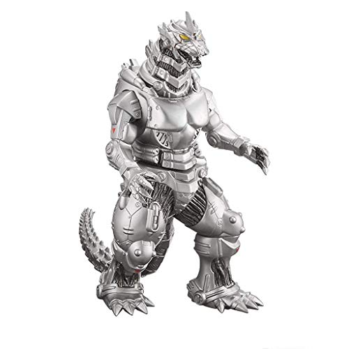 Lilongjiao Godzilla Mostro Re Serie Mechagodzilla PVC Figure - Alta 6,69 Pollici