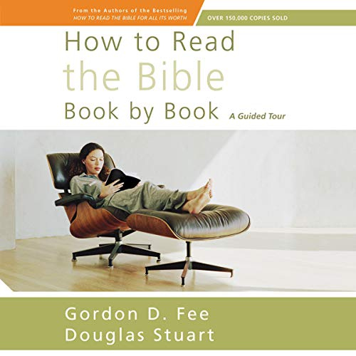 How to Read the Bible Book by Book cover art