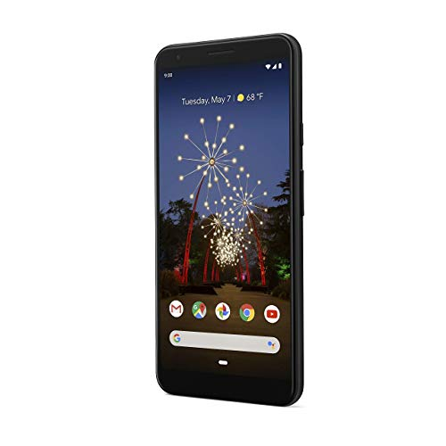 Google Pixel 3a XL with 64GB Memory, Just Black