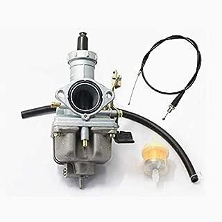 tianfeng Carburetor W/Throttle Cable For Honda Sportrax 250 TRX250EX (2001-2008) Recon 250 TRX250 2x4 TRX250X (2009-2012)