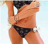 Chaîne de taille Simsly Beach Crystal Body Belly Chain Bijoux en or Accessoires pour femmes et filles