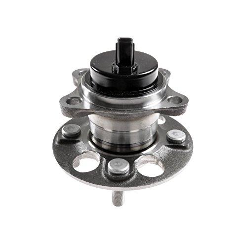 Blue Print ADT38387 Radlagersatz mit Radnabe und ABS-Impulsring , 1 Stück