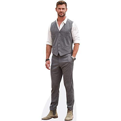 Chris Hemsworth (Waistcoat) a grandezza naturale
