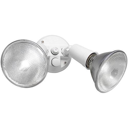 Brinks 7105W 2 Head Par Dusk to Dawn Light