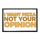 I Want Pizza...image