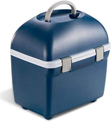 MEETGG Mini refrigerador portátil, Alta Capacidad de bajo Contenido de Carbono y Ahorro de energía, Material de Calidad de Aislamiento de Calidad para vehículo, hogar