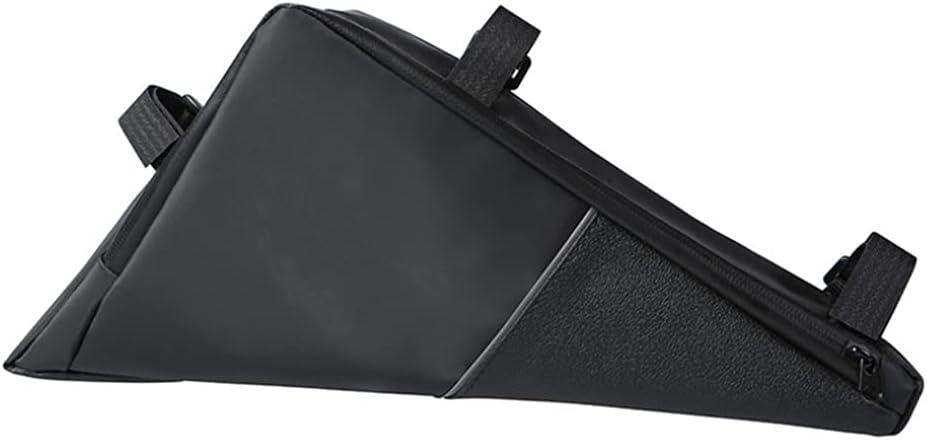 Sales of Very popular! SALE items from new works Bicycle Bag Velcro Triangle Rack Waterproof Bike