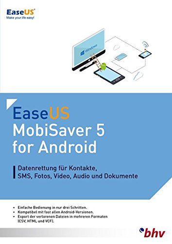 EaseUs MobiSaver Android 5.0