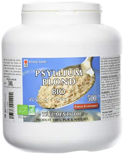 Psyllium Blond Bio - 500 gr