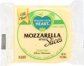 Follow Your Heart (NOT A CASE) Mozzarella Style Cheese Alternative Slices