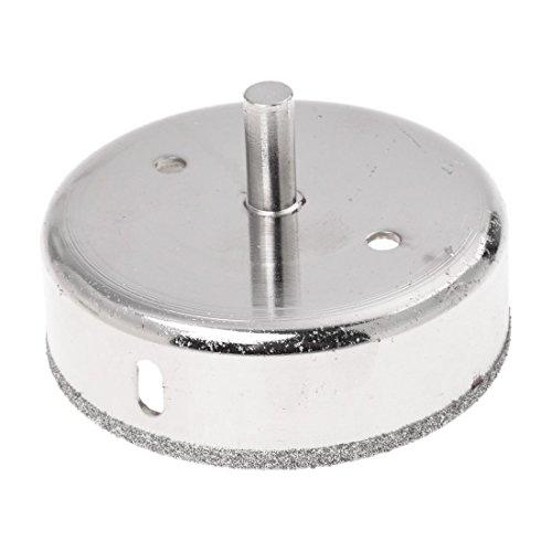 Rev/êtement diamant 10/mm Dia foret pour carrelage en c/éramique en verre Trou Scie Lot de 6