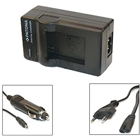 Nahas Shop Ladegerät Set Für Sony Dcr Hc47e Hc48e Elektronik
