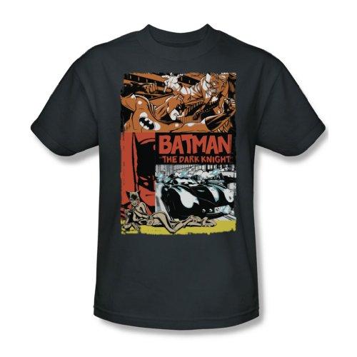 Batman - Antiguo cartel de película de adulto Camiseta De C