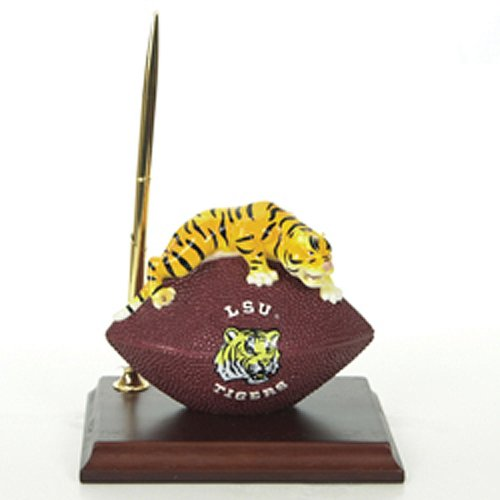 ScSPORTS NCAA LSU Tigers Maskottchen Fußball Uhr