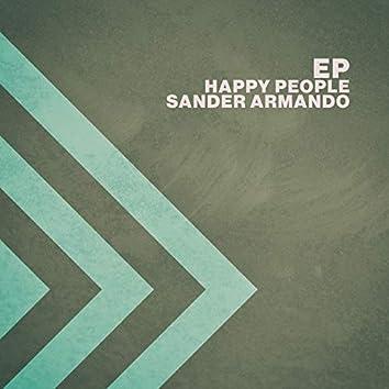 Happy People - EP