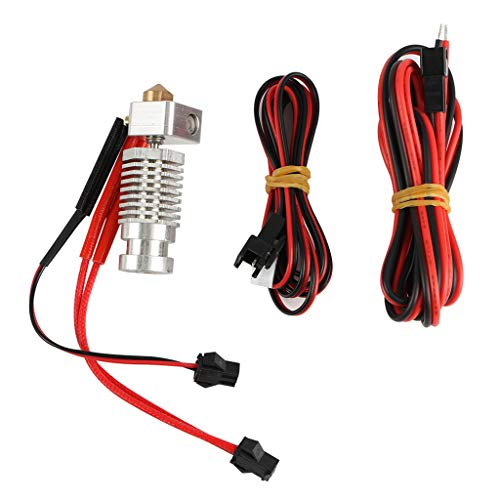 KESOTO Replacement Extruder Hot end Kits For Robo R1 3D Printer, Printing Accessories