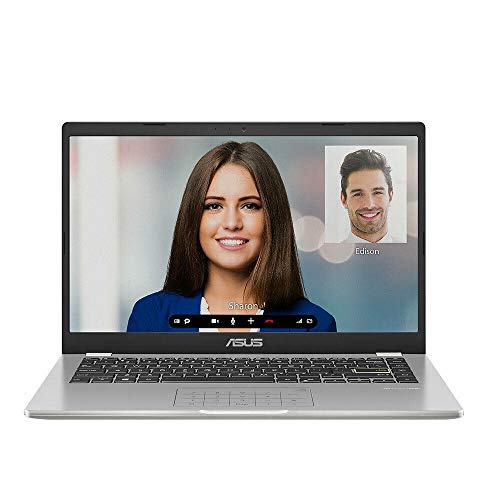 NOTEBOOK E410MA Bianco 14' Intel Celeron N4020 N 4 GB DDR4 64 GB eMMC Wi-Fi, Windows 10 S, NUMBERPAD