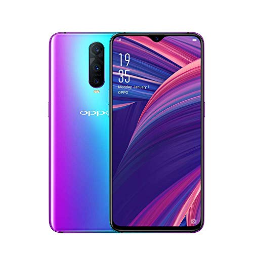 OPPO RX17 Pro 6GB RAM and 128GB Storage 6.4-Inch Dual SIM Smartphone - Blue
