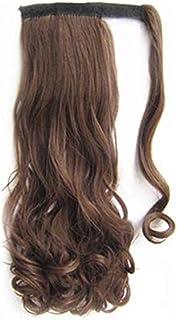باروكة شعر بشري للنساء بلون بني طبيعي بكثافة 180% من شعر مموج غير ريمي من ايفر بيوتي-xx