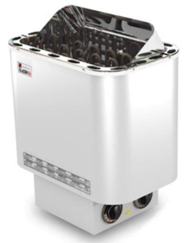 po/êle de sauna Nordex 6 kw avec le contr/ôle externe DC9 pour 220//240V ou 400V