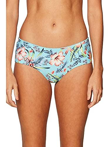 Esprit South Beach Sexy Hipster SH Braguita de Bikini, Azul (Turquoise 470), 40 (Talla del Fabricante: 38) para Mujer