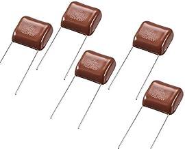 10pcs CBB22 105J 400V Condensateurs /à Film M/étallis/é 1UF P20mm Condensateurs /à Couches Minces Fournitures /Électroniques