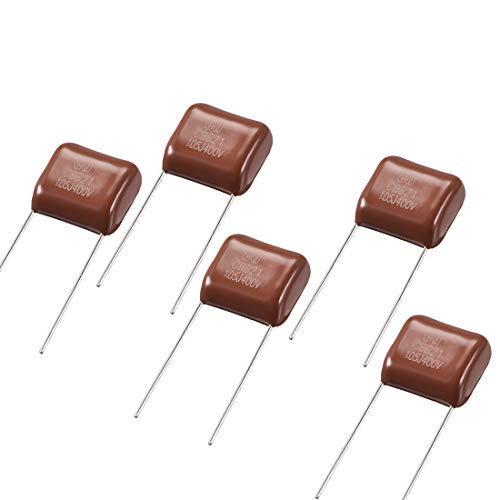 CBB21 Condensadores de película de polipropileno metalizado 400 V 0,47 uF para...