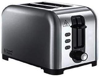 Russell Hobbs 2 Slices Stainless Steel Toaster - russell hobbs 23530