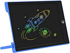 Sunany 11 inch LCD Writing Tablet for kids ,Boys Girls Toys Colorful Toddler Drawing Board Doodle Board, Electronic Doodle Pad Educational and Learning Toys Gifts for Kids from 3 to 12 years old(blue)