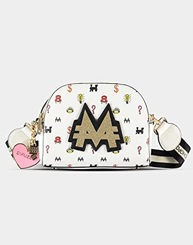 Hasbro - Monopoly Shoulderbag with Print and Patch