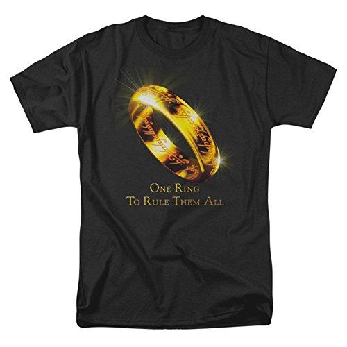 Trevco Hombres de El Señor de los anillos Legolas camiseta