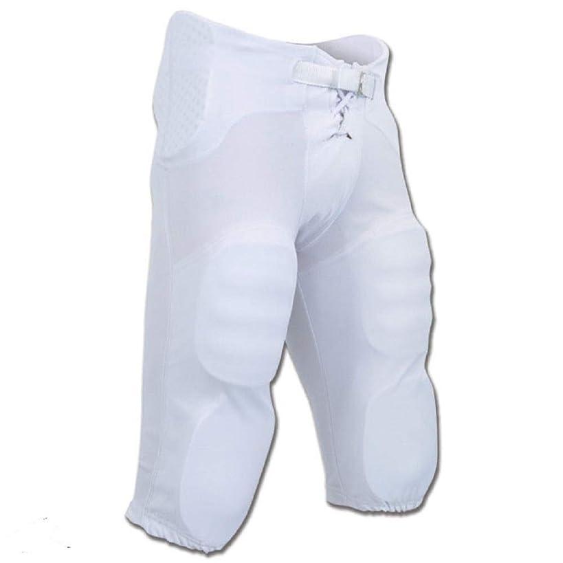 CHAMPRO Adult Integrated Football Pants - Black