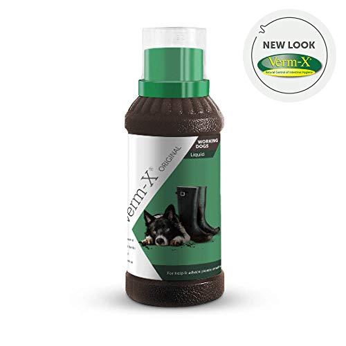 Verm-X 5060126300113 Hunde - flüssig 250 ml.
