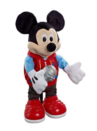 Fisher-Price - Peluche Mickey Mouse (Mattel X4585)