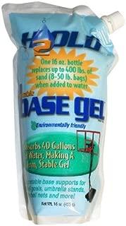 Basketball Goal Portable Bases Polymer, 16-Ounce (1)