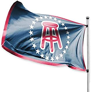 Best barstool college flags Reviews