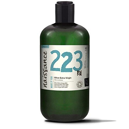 Naissance Olivenöl, nativ extra 500ml BIO zertifiziert 100{bb88bddde49f4577a9787bc193a62e909e8fd5b885dd3d5c21e5cbc2fd245043} rein