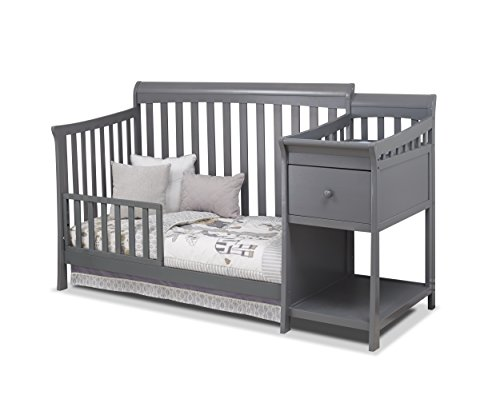 Sorelle Florence Toddler Rail, Grey