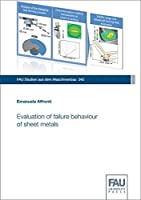 Evaluation of failure behaviour of sheet metals