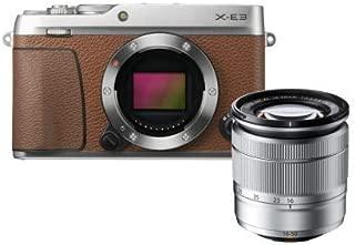 Fujifilm X-E3 Kahve + XC16-50mm Kit