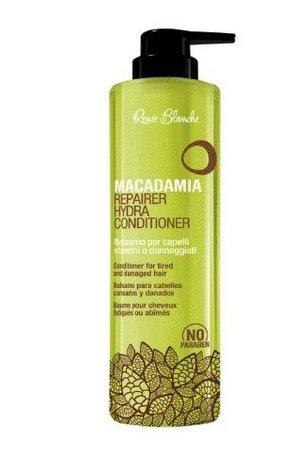 Renée Blanche Macadamia Oil Nutriente repair Hydra Anti-age conditoner/ huile de macadamia no parabens sans parabens