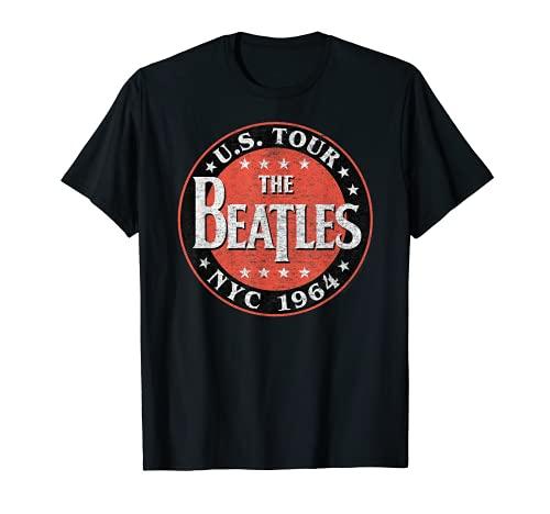 The Beatles US Tour NYC 1964 T-Shirt